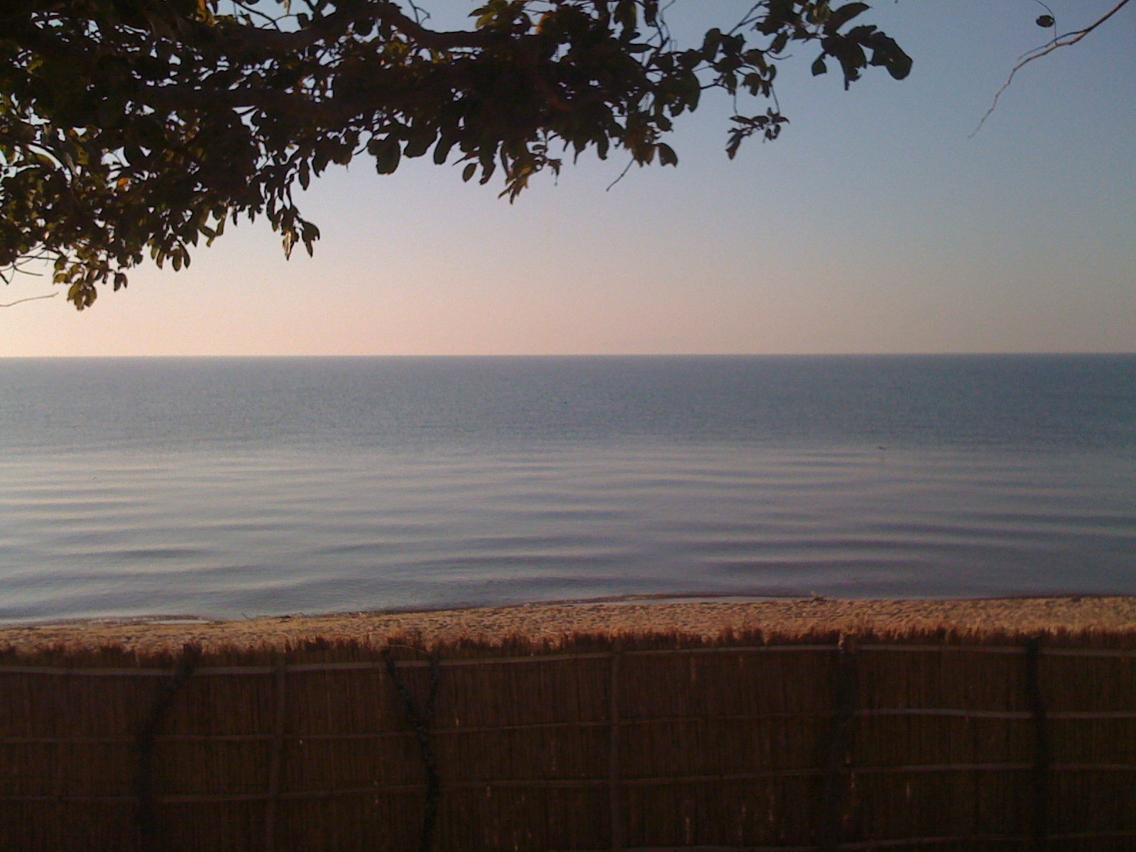 Lake Malawi from Lucy & Tony's