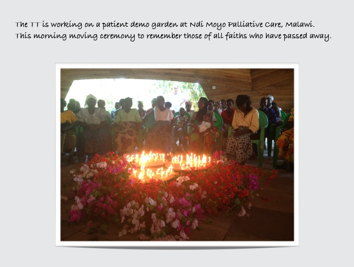 Remembering those who passed at Ndi Moyo