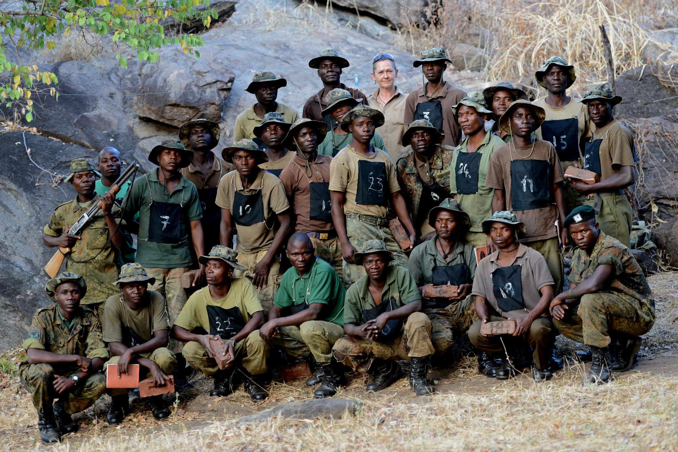 Lynn Clifford & Thuma Reserve Rangers